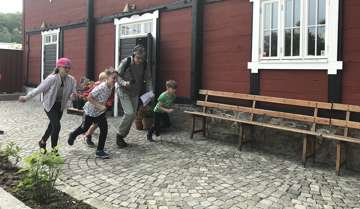 P4 Blekinge intervjuade Thoren Framtid i Ronneby