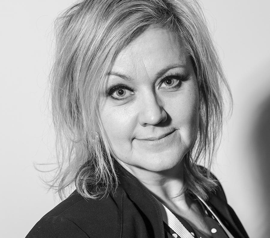 Verksamhetschefen Victoria Svensson berättar om sitt jobb