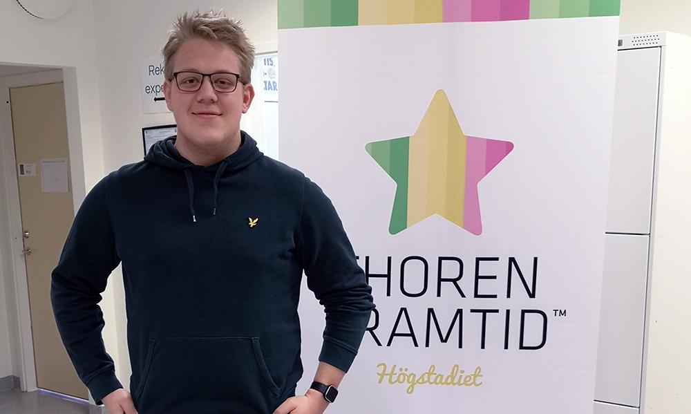 """""""Thoren Framtid är en väldigt speciell skola"""""""