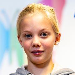 Eleven Sissa 13 år