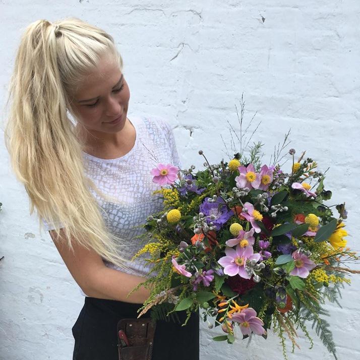 Den lille florist Camilla