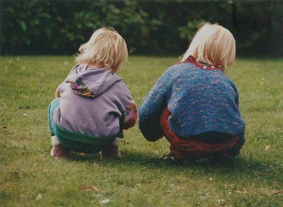 childhood back