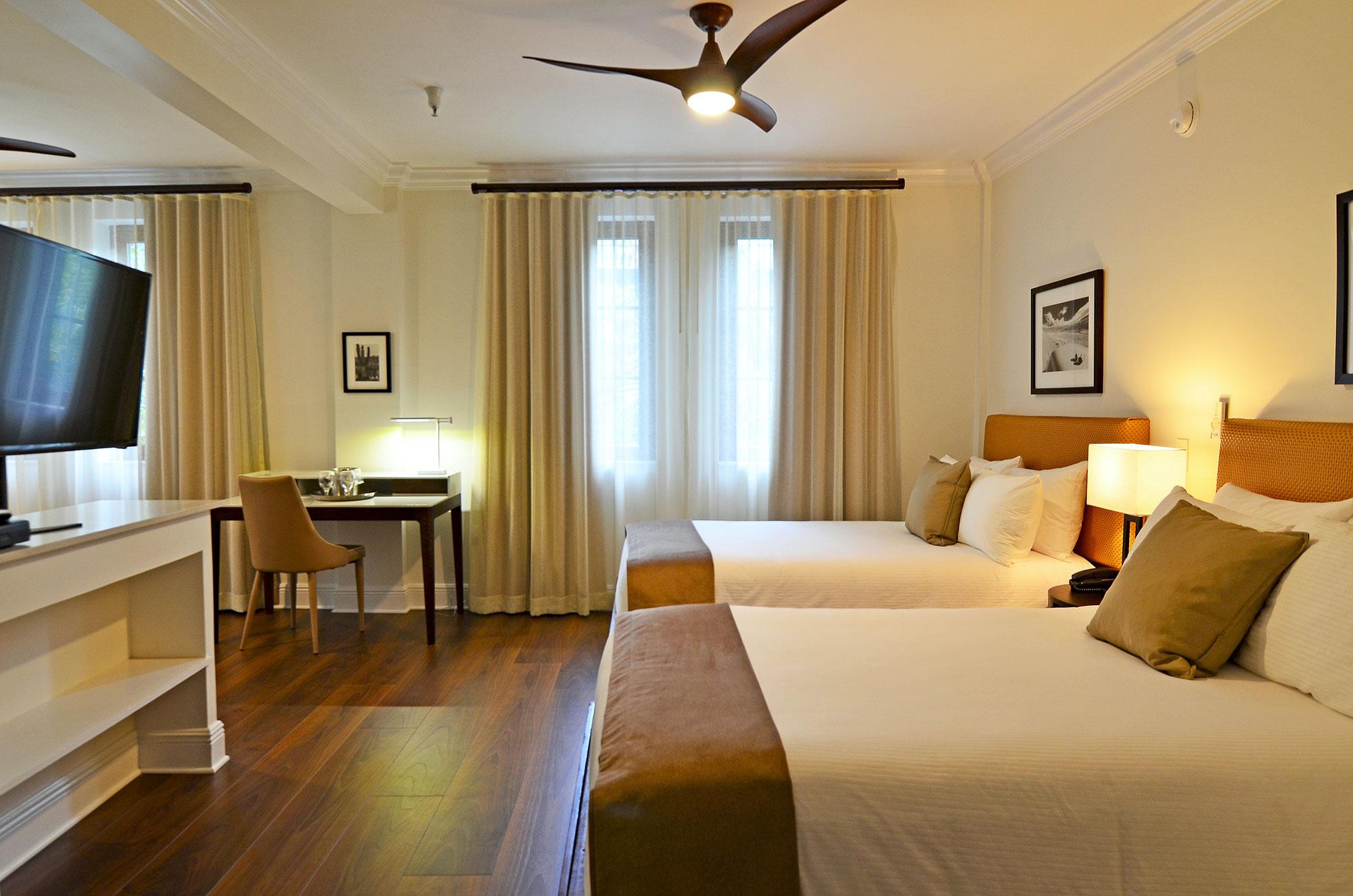 Hotel St. Michel Junior Suite Doubles