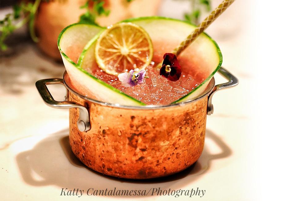 Zucca Restaurant Cocktails