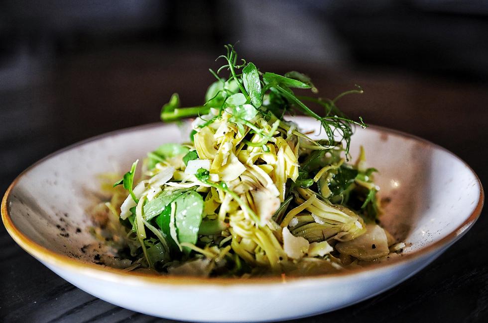 Zucca Restaurant Salad