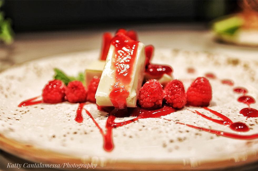 Zucca Restaurant Dessert