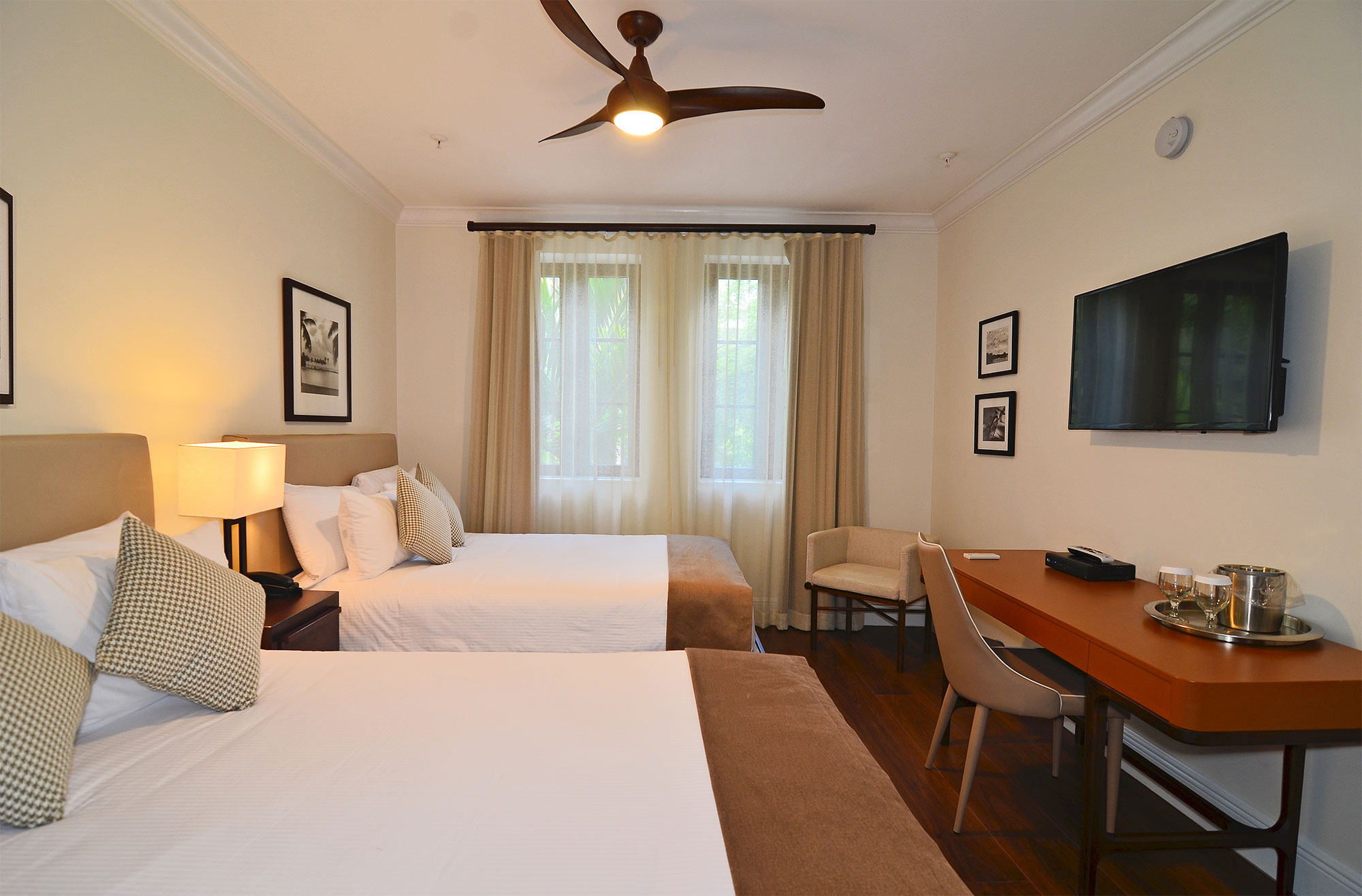 Hotel St. Michel Standard Double rooms