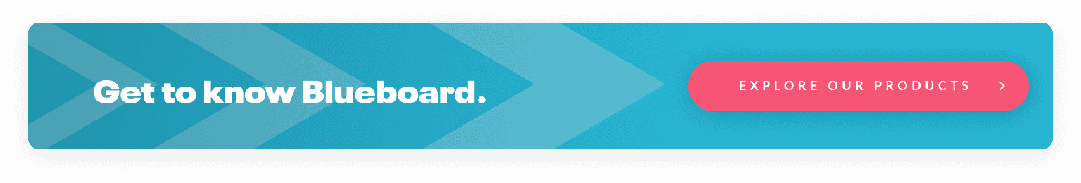 Blueboard employee recognition program products