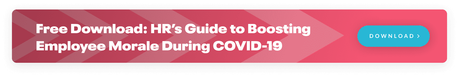 HR's Guide to Boosting Employee Morale During COVID-19 free ebook download