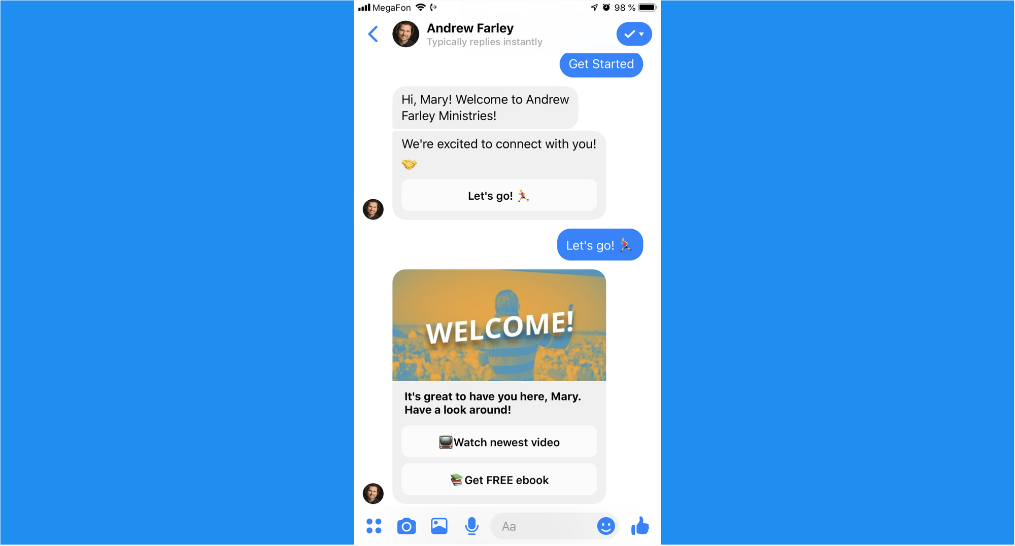 messenger chatbot