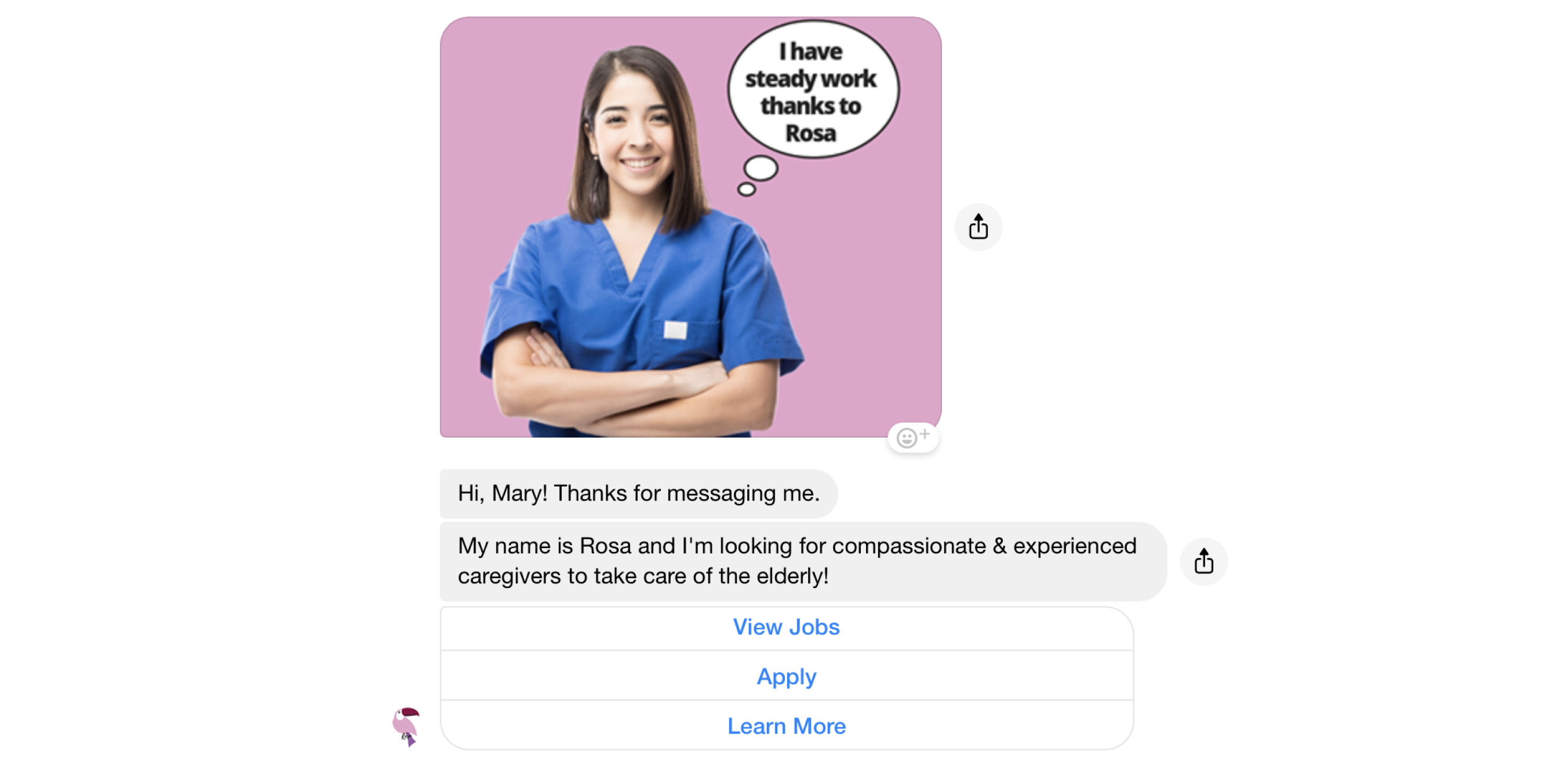 How to Use a Facebook Messenger Chatbot for Recruiting and HR