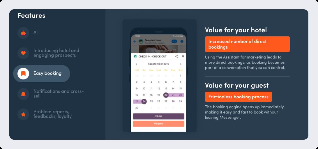 Startup xây dựng Messenger Chatbot để trợ giúp khách sạn thông qua COVID-19 1