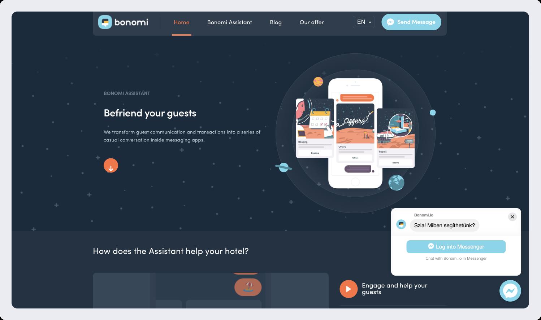Startup xây dựng Messenger Chatbot để trợ giúp khách sạn thông qua COVID-19 6