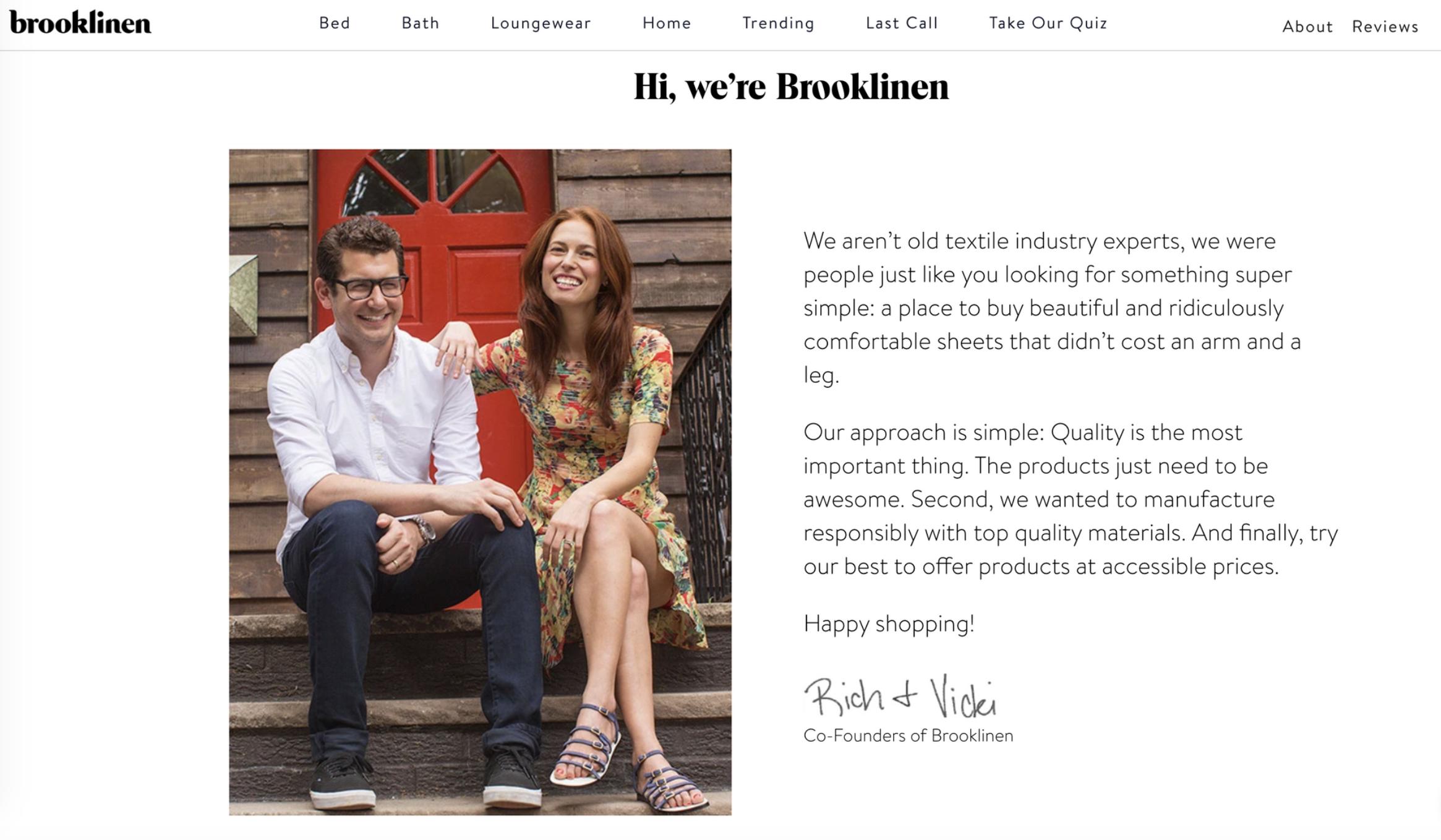 Làm thế nào để khách hàng thấy cửa hàng online của bạn là đáng tin cậy 4