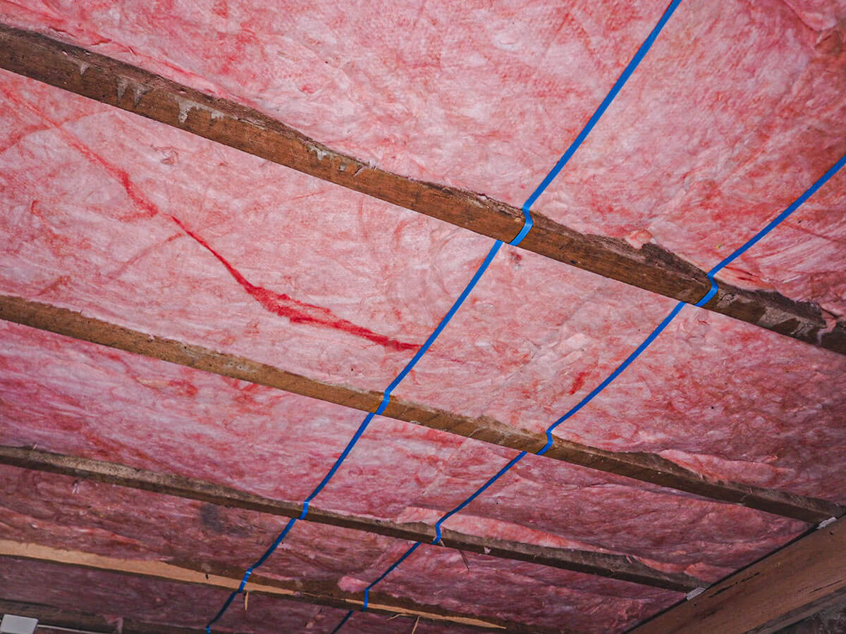 Hobart top up insulation