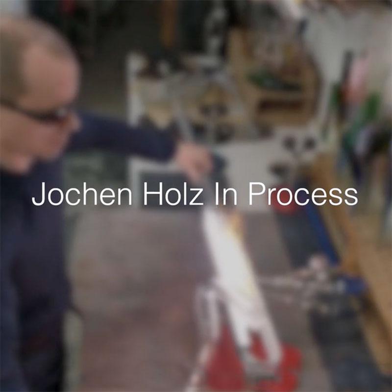 Jochen Holz In Process
