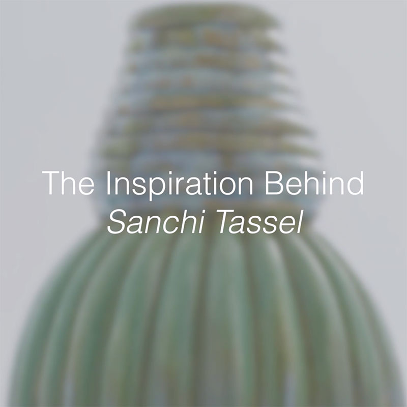 The Inspiration Behind Sanchi Tassel