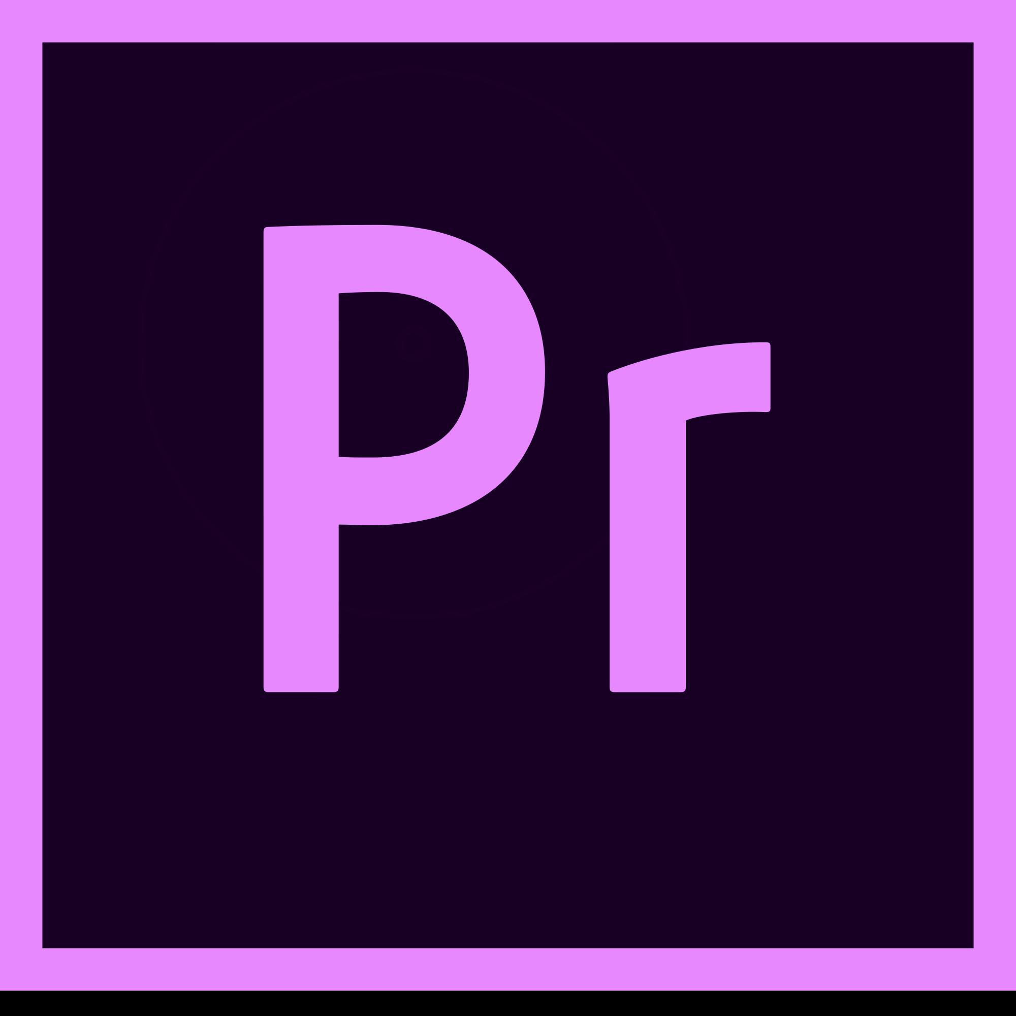 Premiere Pro Logo