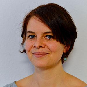 Susanne Junghans Portrait