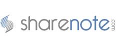 sharenote logo