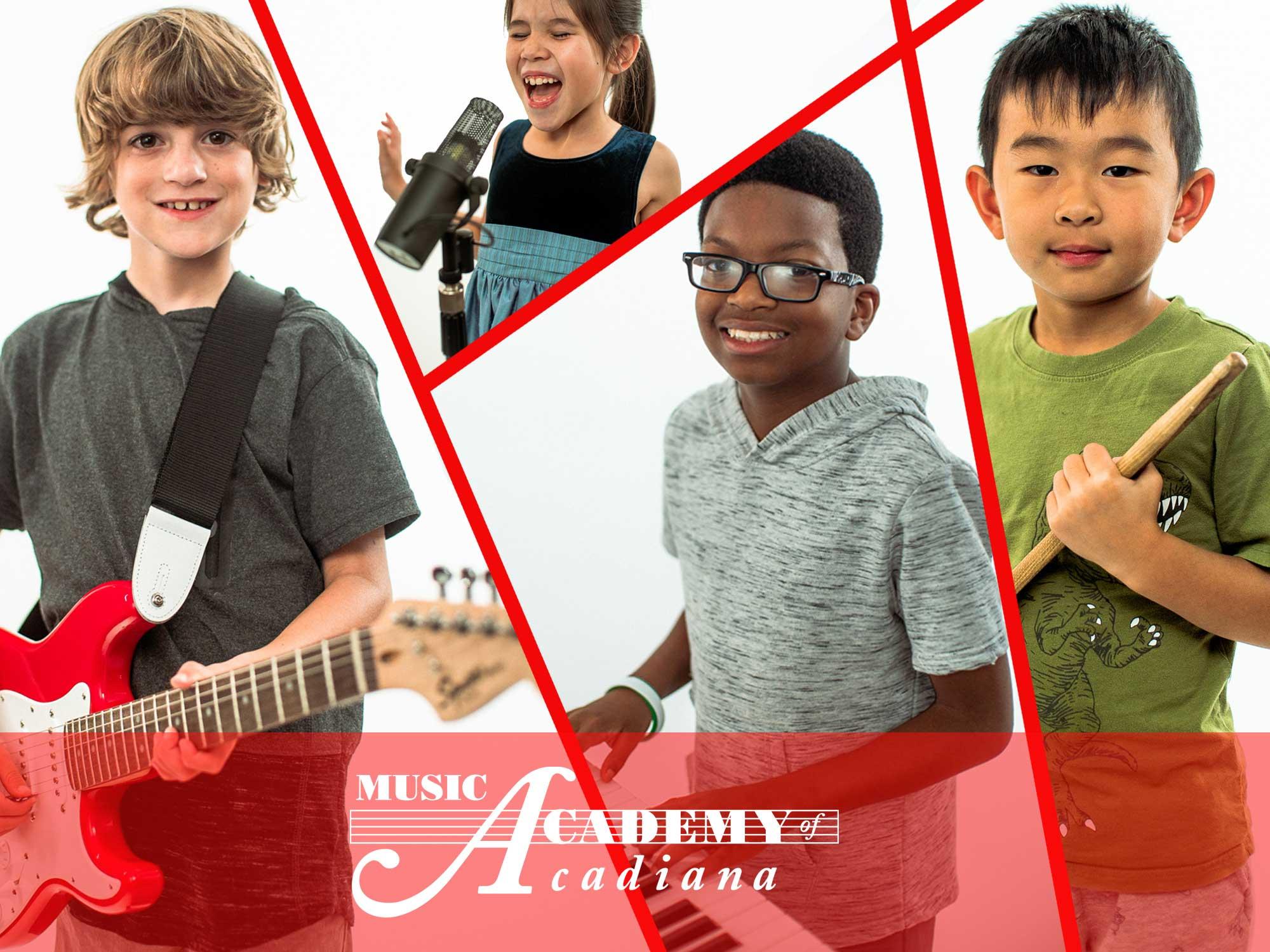 Music Lessons in Lafayette LA