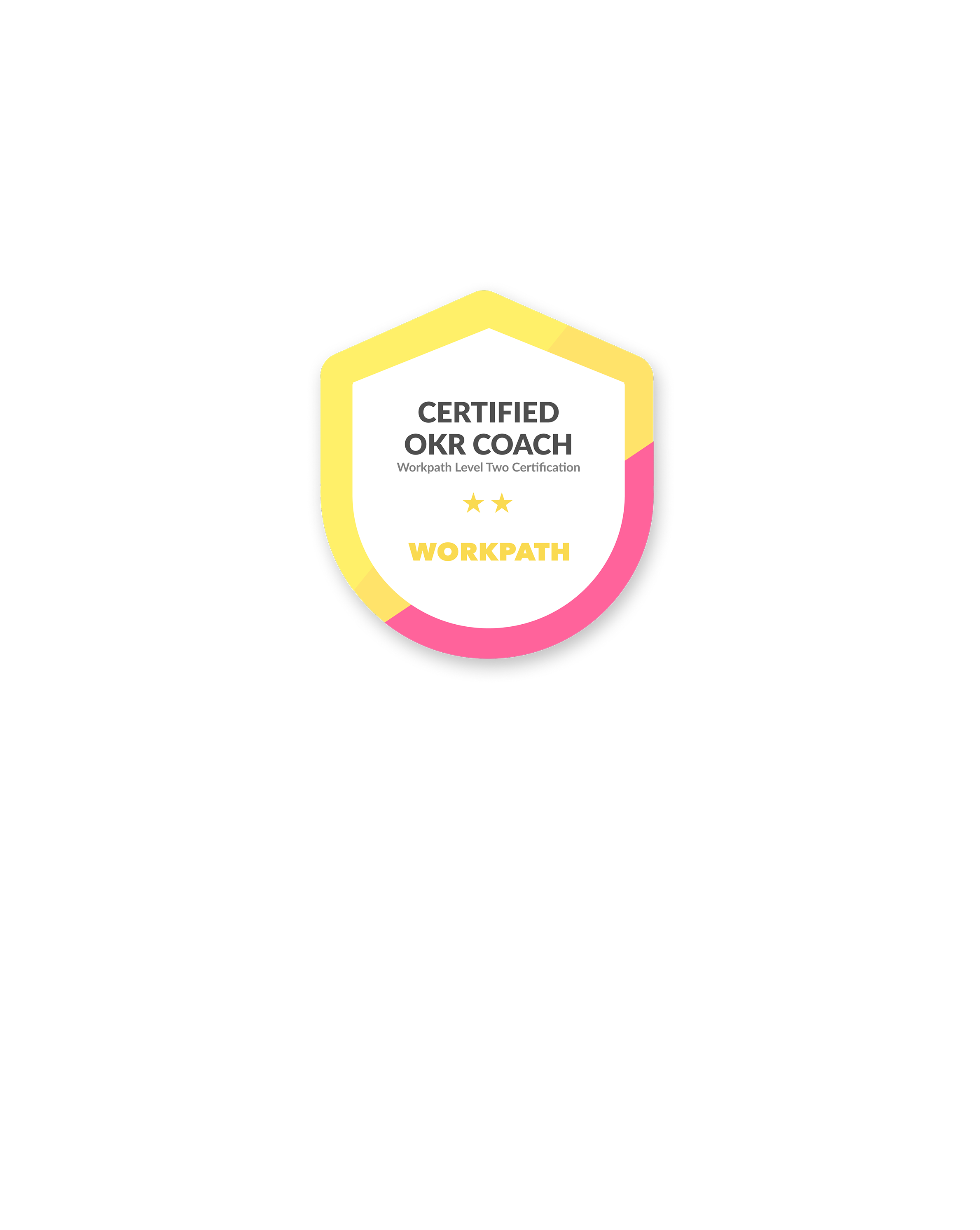 certified OKR coach