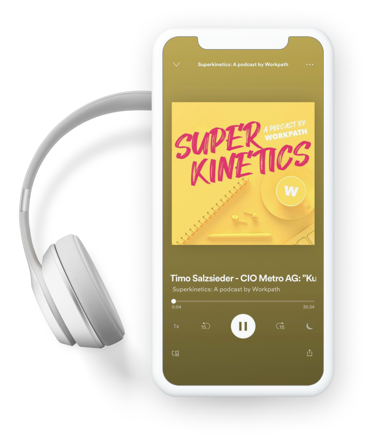 Superkinetics Podcast