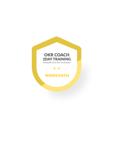 OKR Coach Certification