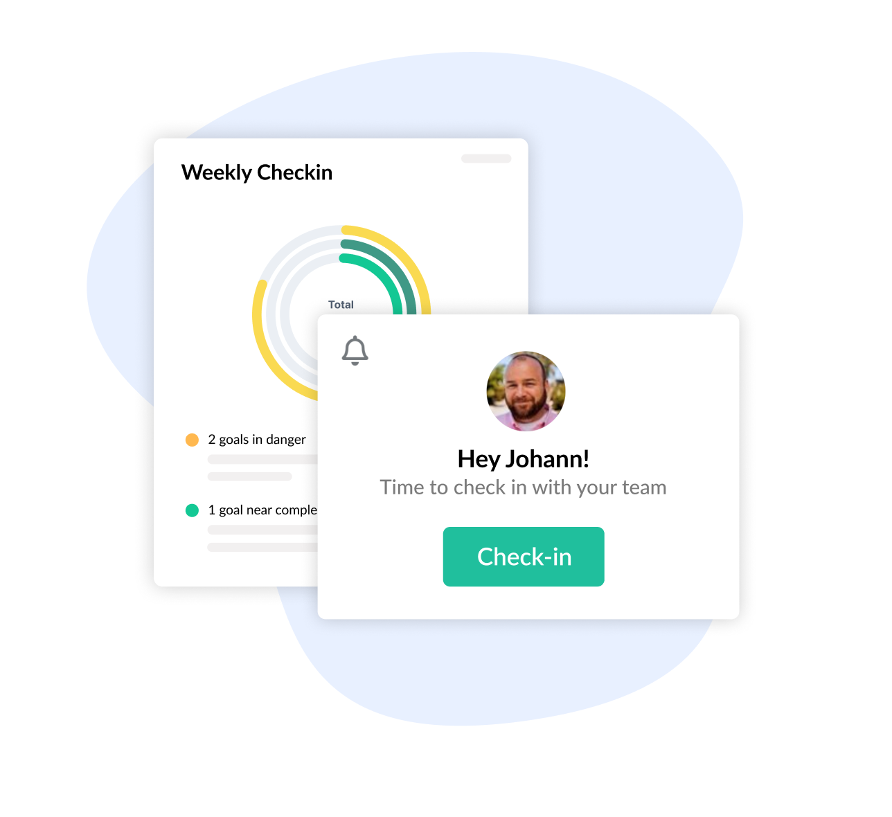 OKR weekly Check-in