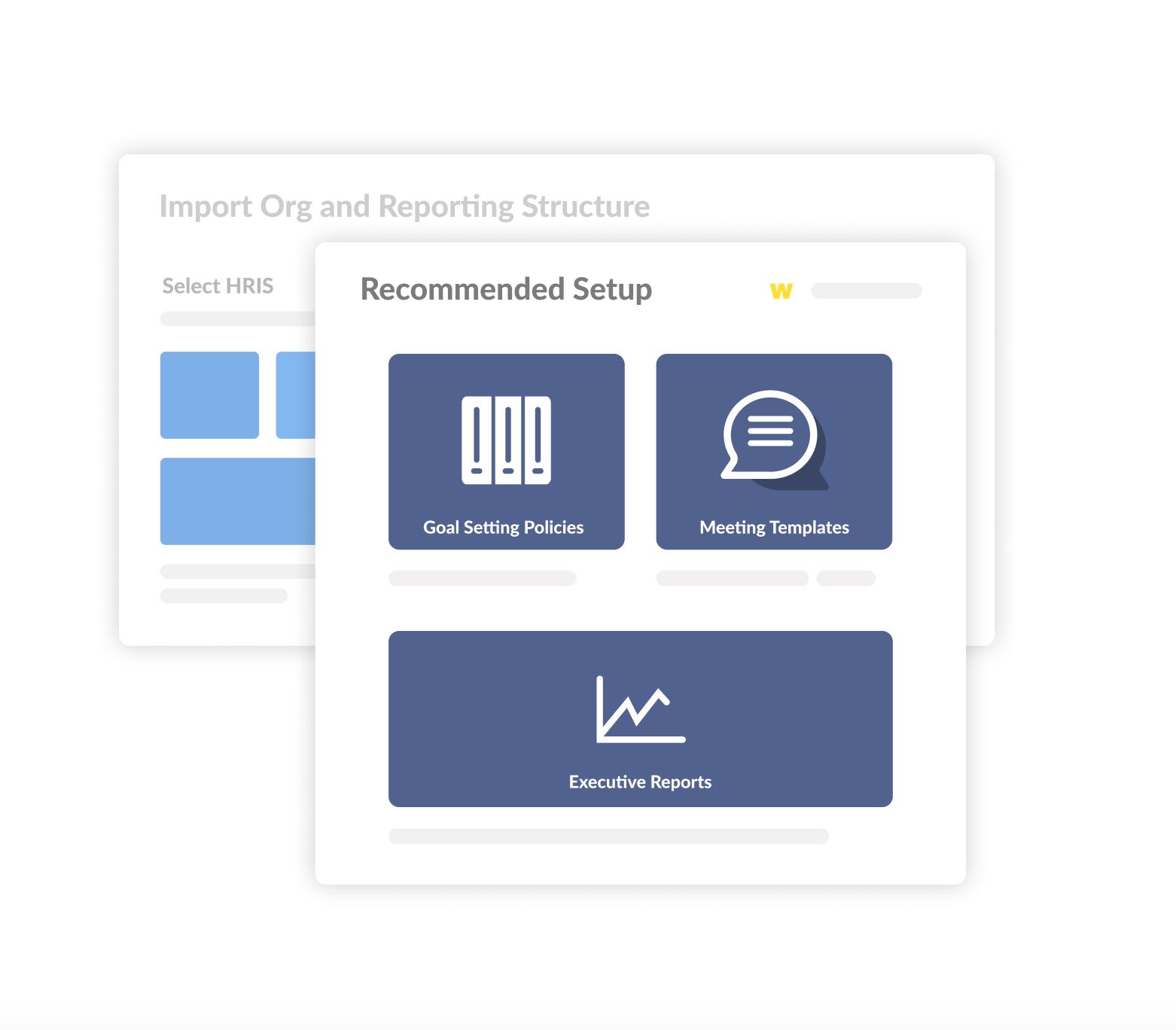 OKR Software Setup