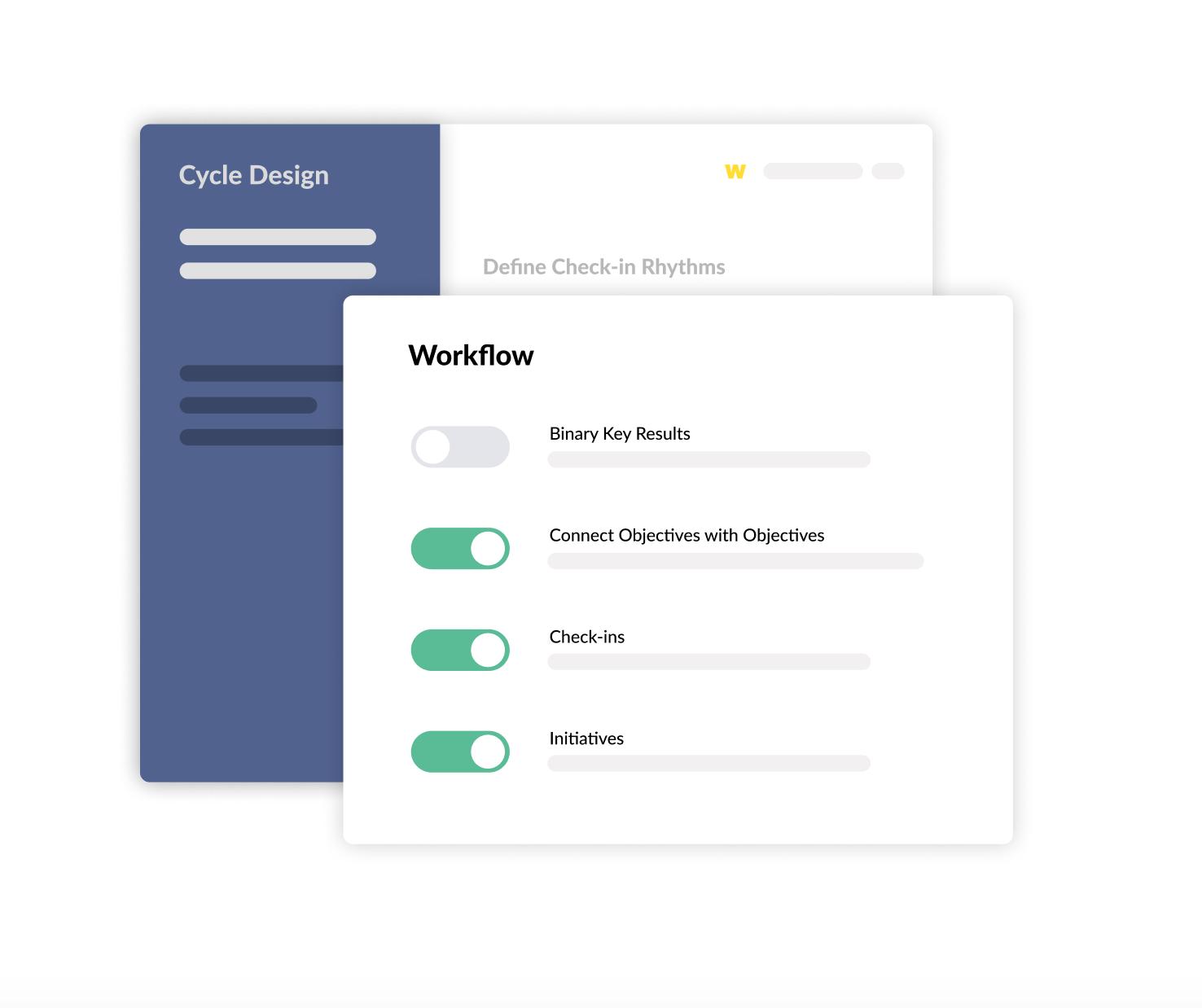 OKR Workflow Tool