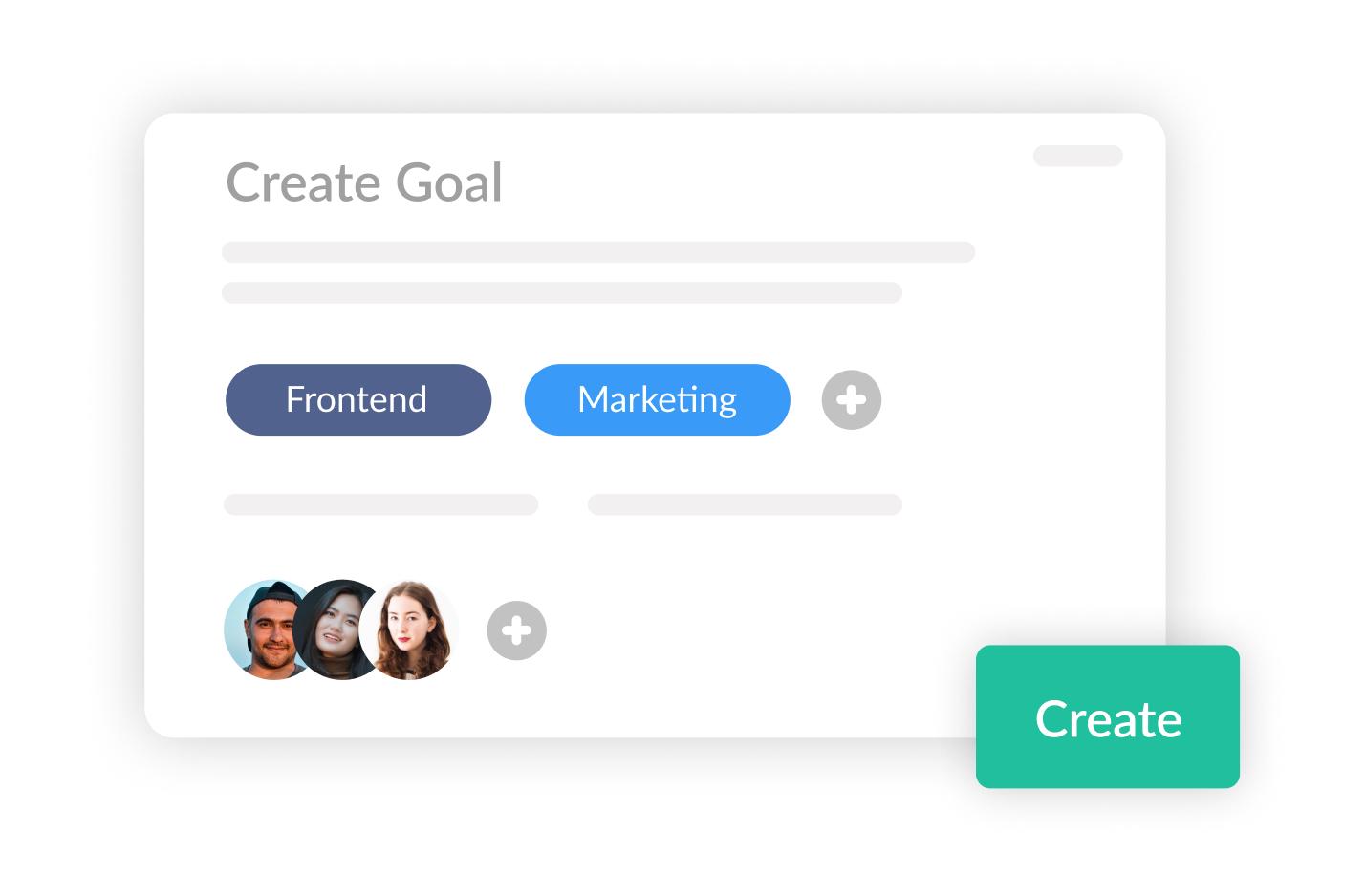 OKR Create Goal
