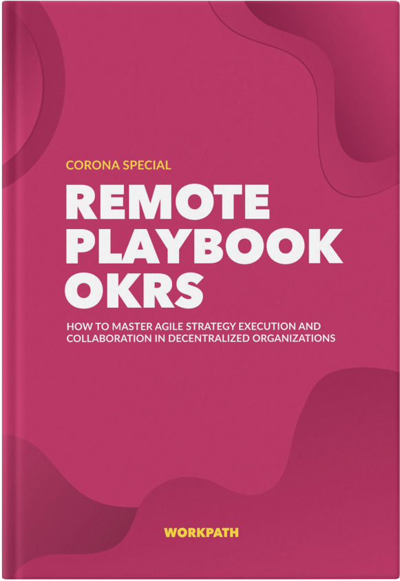 Remote Playbook OKRs