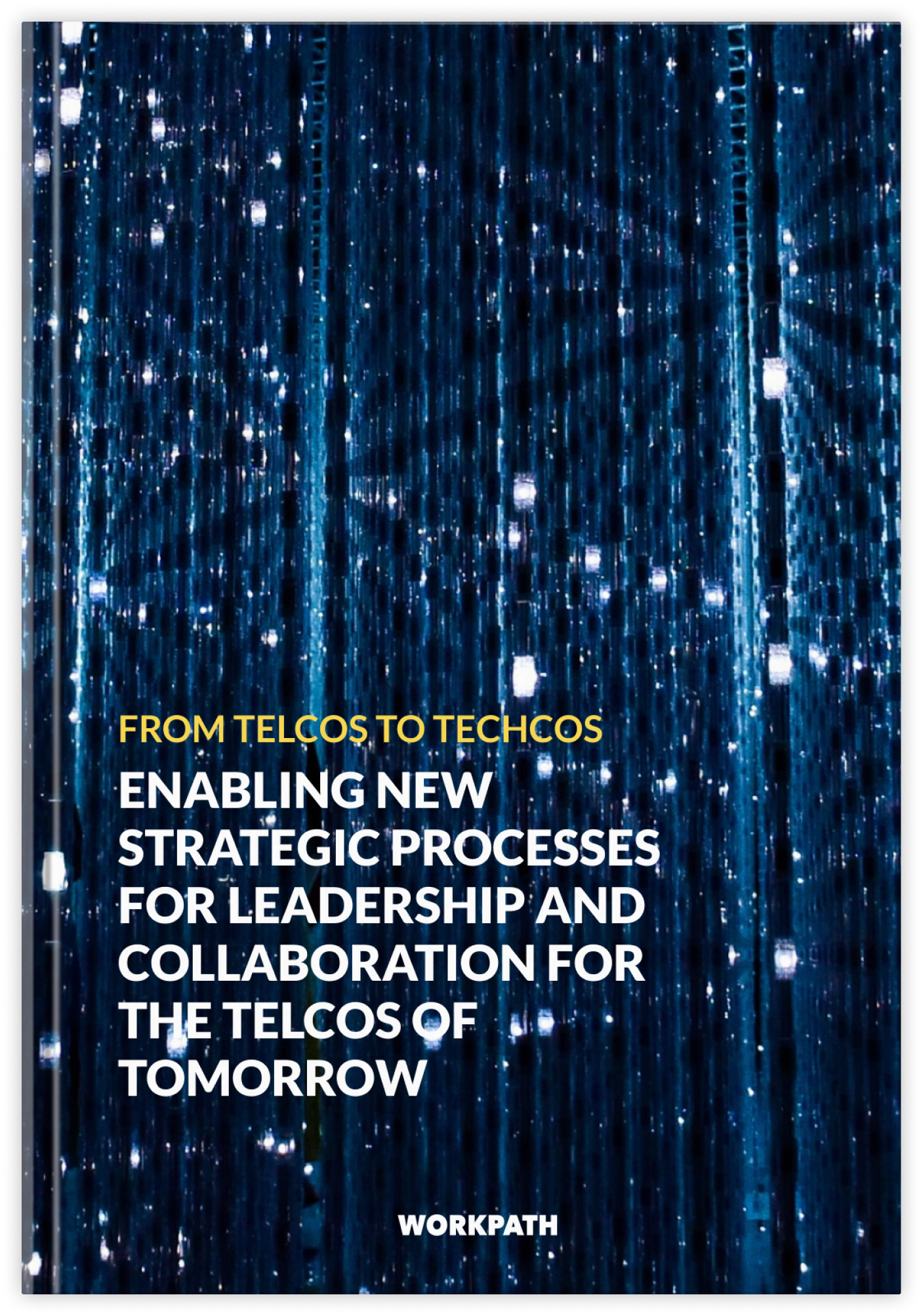 Onepager Telco Bookcover