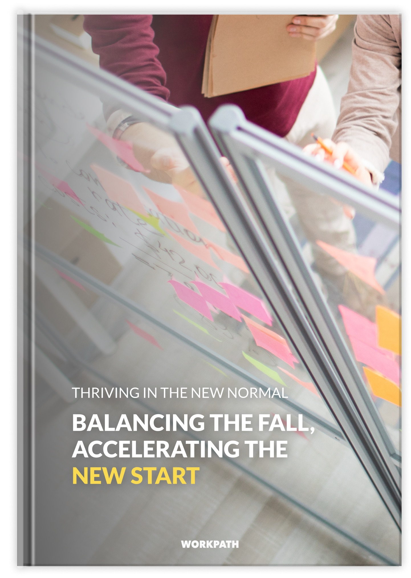 Balancing the Fall: How to thrive in a new normal