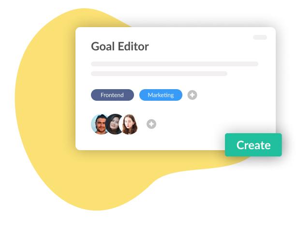 OKR Goal Editor