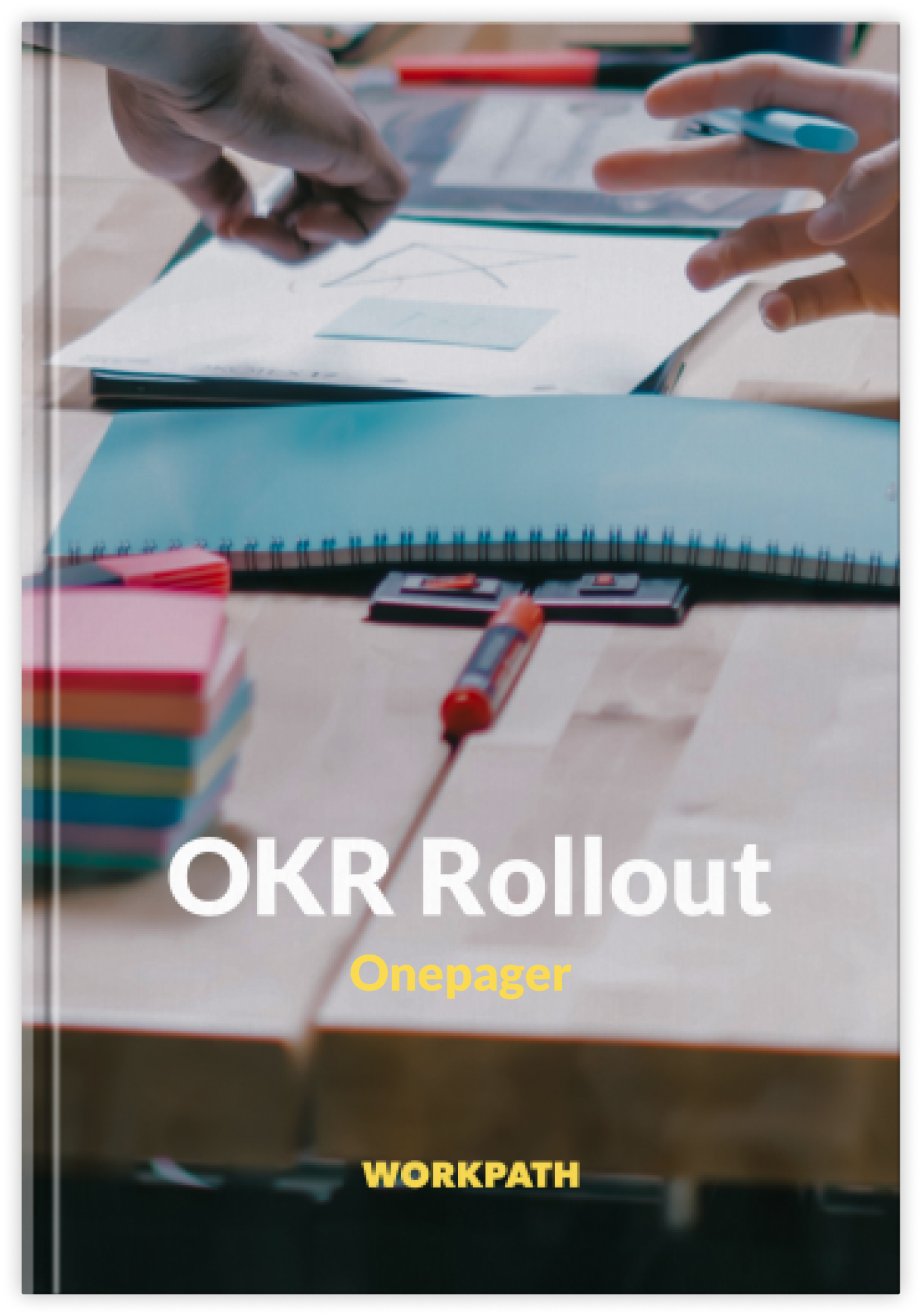 OKR Rollout Onepager