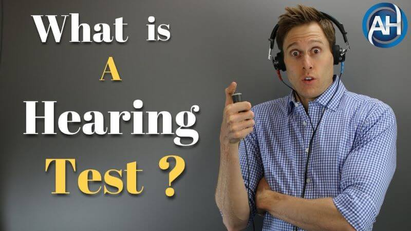 What is a hearing test?