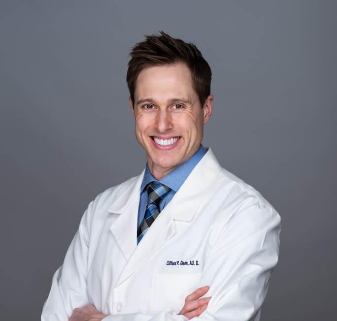 Dr. Clifford R. Olson