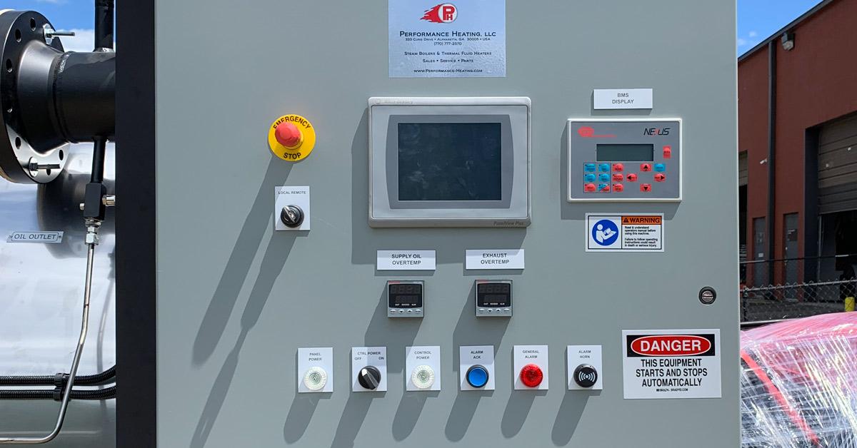 CompactLogix & Nexus Control Panel