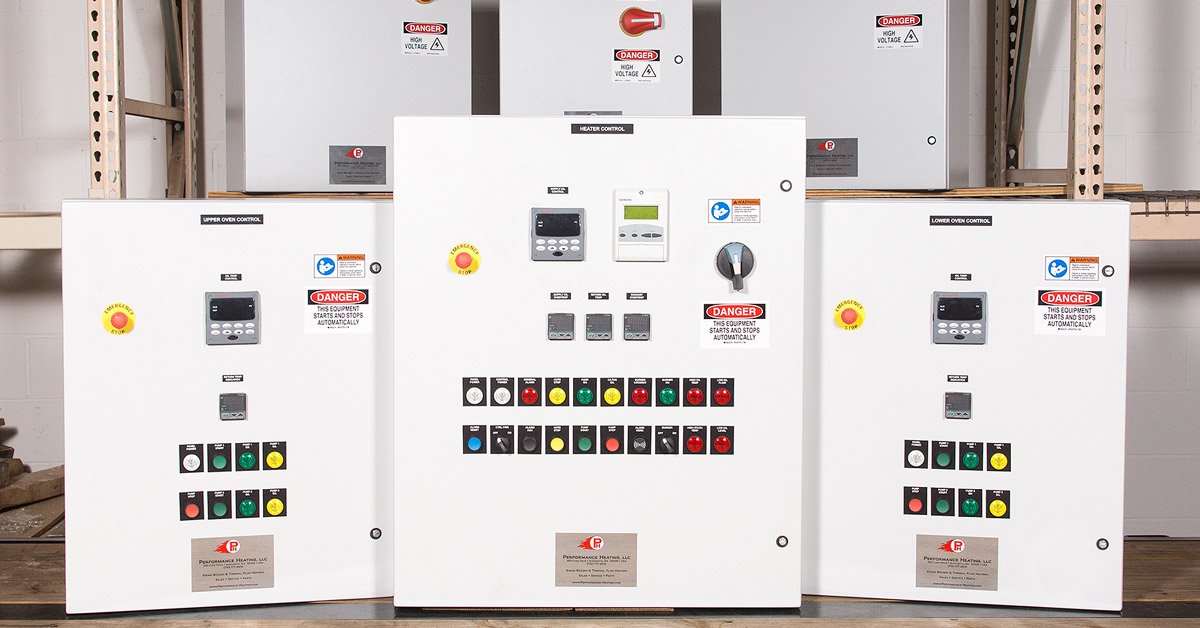 Primary & Secondary Loop Control Panels