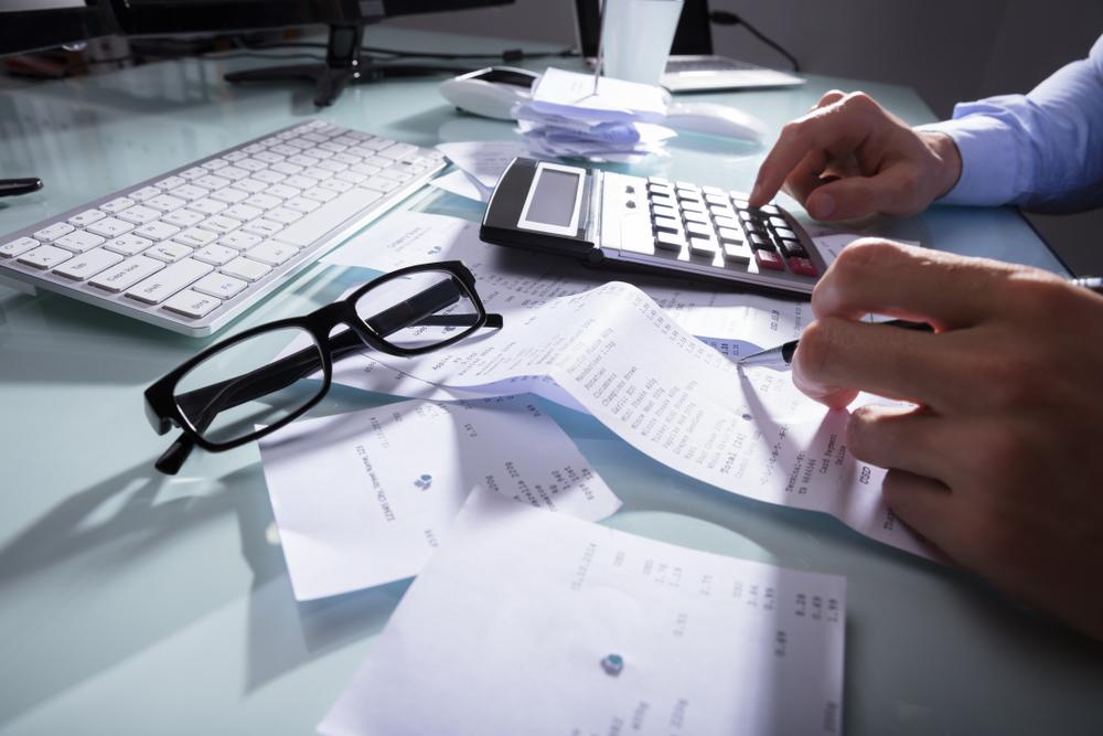 Invoicing at Desk