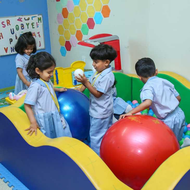 Montessori Programme with a Plus