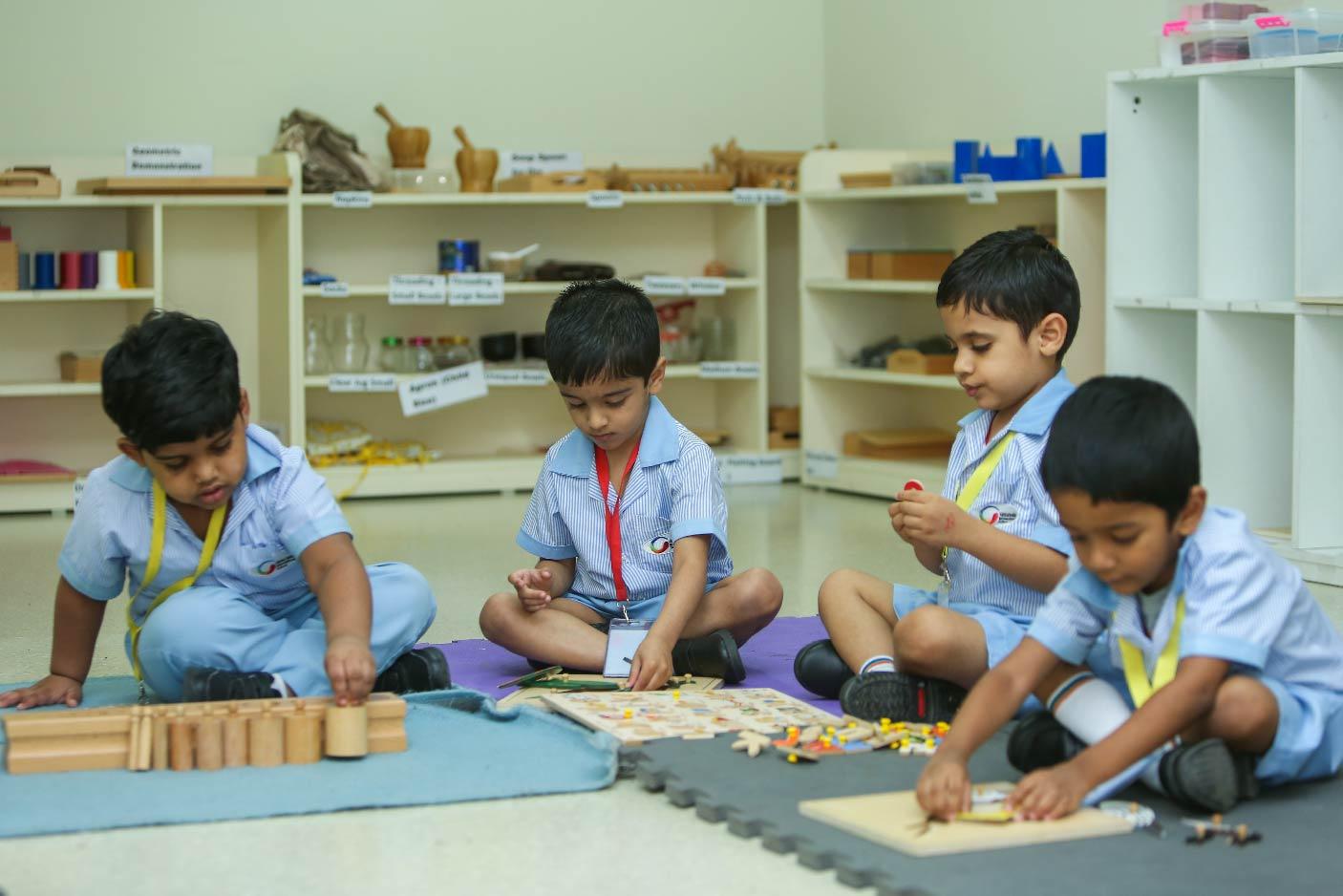 GIIS Abu Dhabi School Admissions