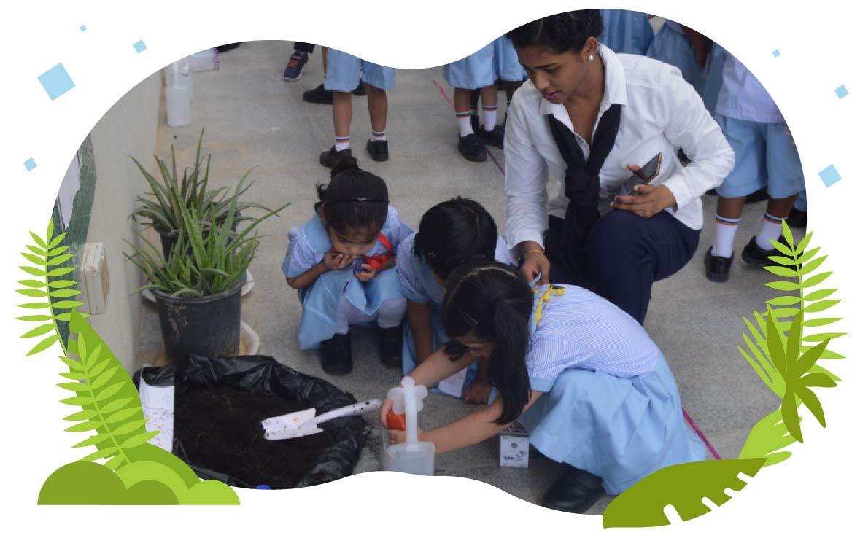 GIIS Abu Dhabi - I Care Programme