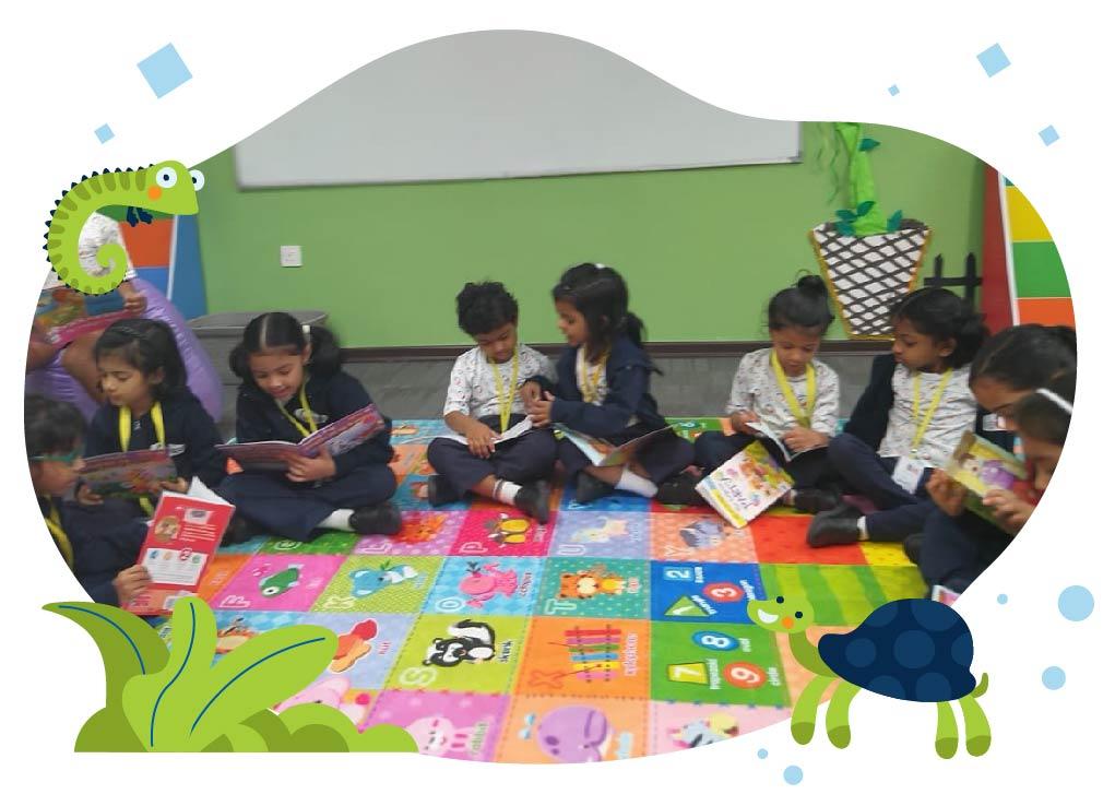 GIIS Abu Dhabi - Multi-faceted Learning