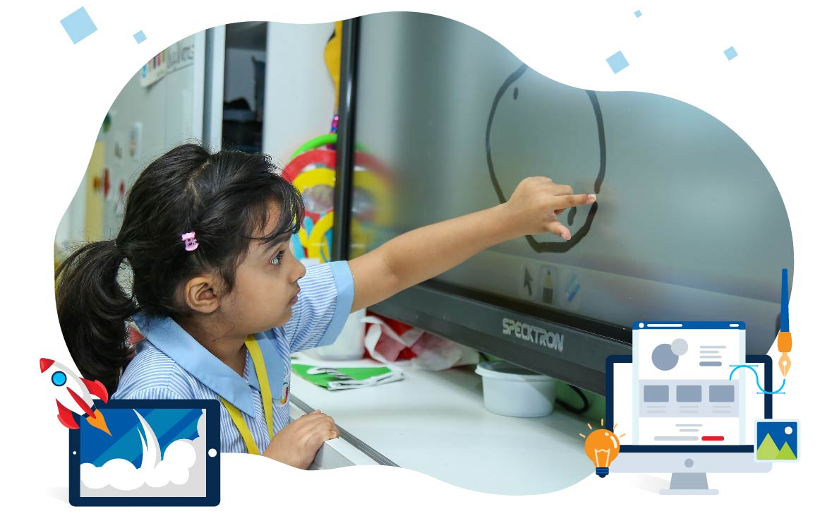 GIIS Abu Dhabi Integrated Technology in Learning