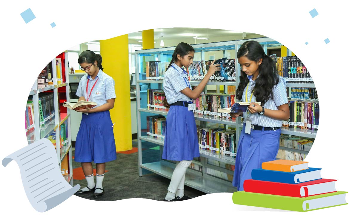 GIIS Abu Dhabi Reading Program