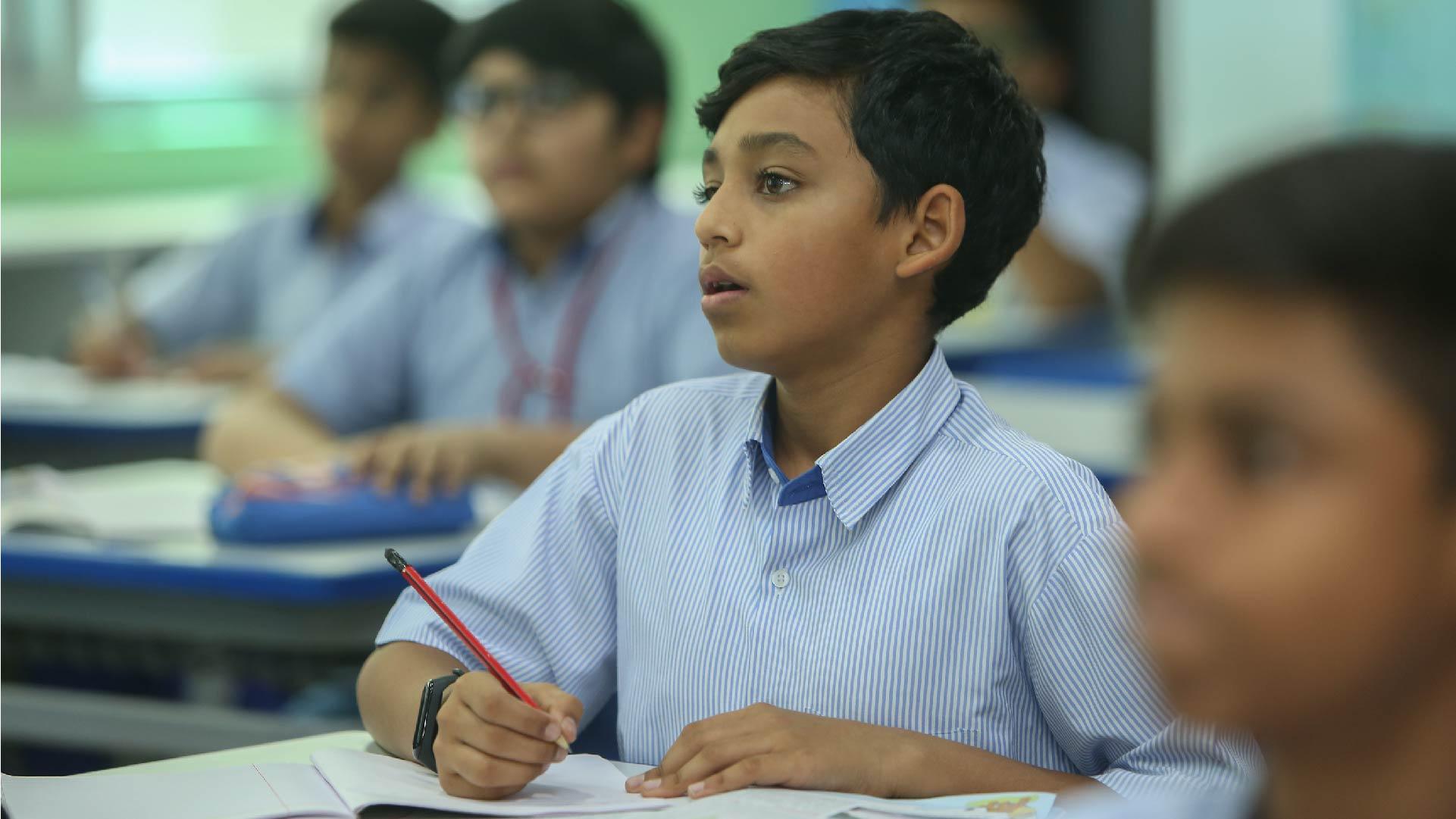 About GIIS Abu Dhabi school Faculty