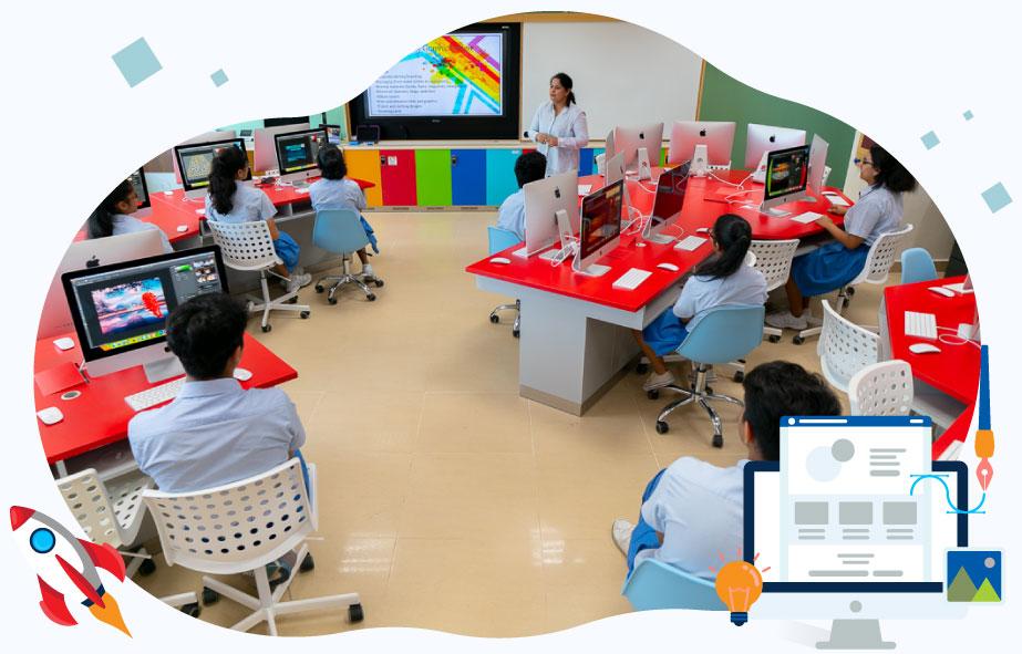 GIIS Abu Dhabi Physical Environment